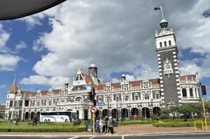 Railway Station Dunedin2