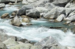 Waterfall Haast 2