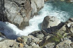 Waterfall Haast 3