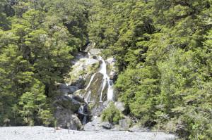 Waterfall Haast