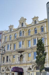 old building Dunedin
