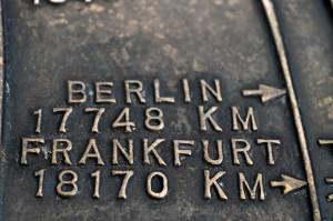 Entfernung Deutschland Mount Eden