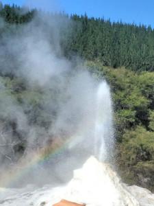 Geysir Rainbow