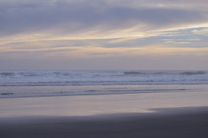 Himmel und Meer Karekare