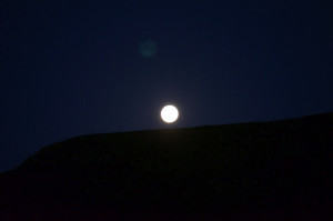 Moon ahipara4