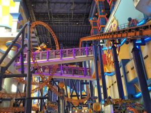 Rollercoaster Bukit Bintang KL