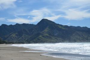 Strand tokumaru Bay