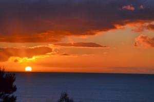 Sunrise 3.1 Tokumaru bay