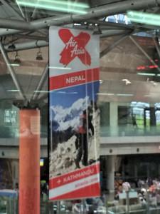 Werbung Nepal KL