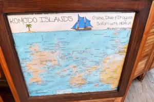 Karte Moana