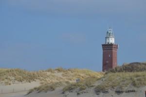 Leuchtturm Ouddorp Dünen